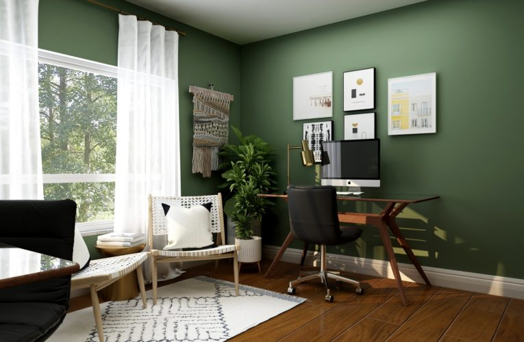 How to Craft a Comfortable Home Office